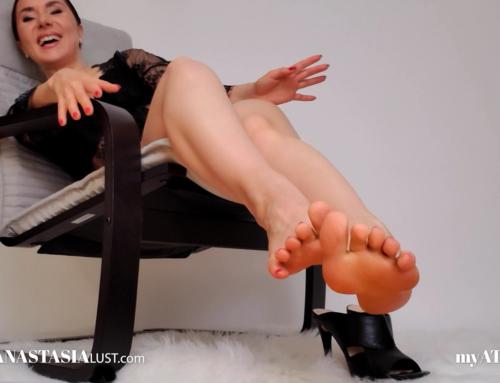 Foot Slave Fantasy