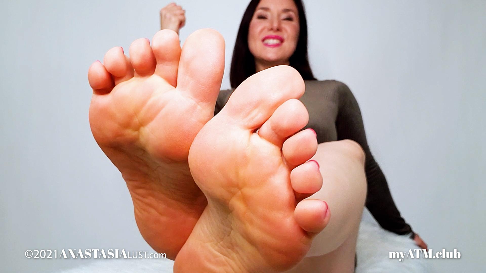 Foot Fetish Soles Toes