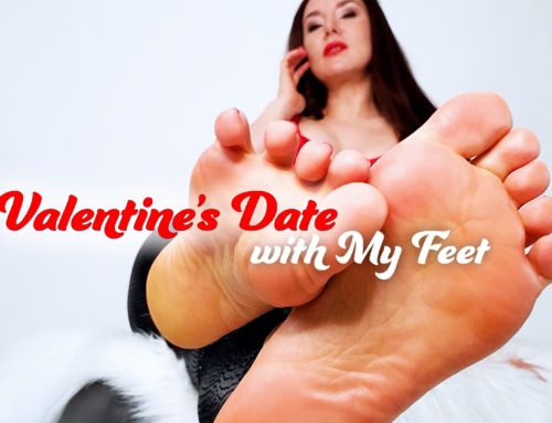 Valentine's Date with My Feet